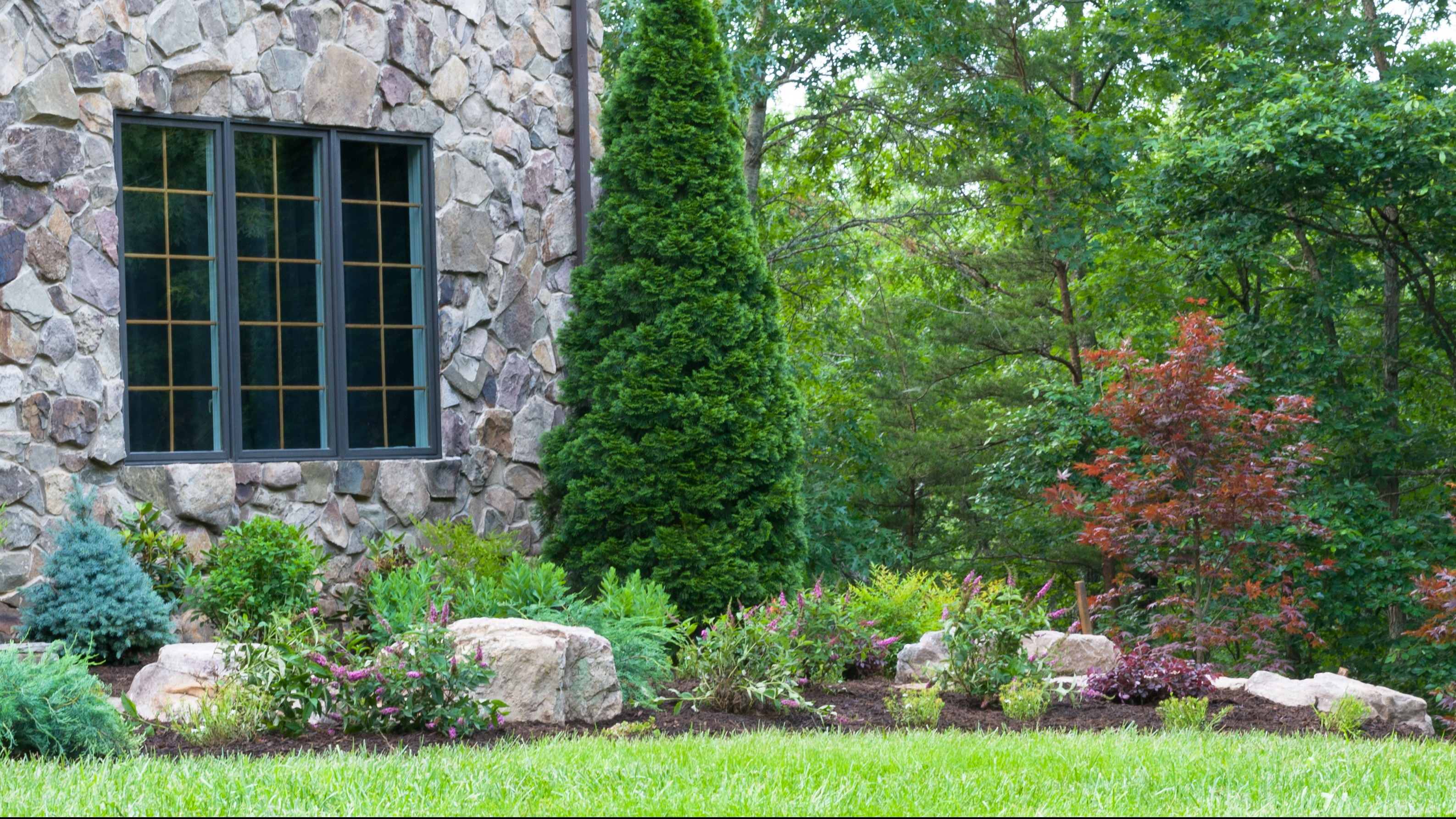 Custom Landscaping Benefits