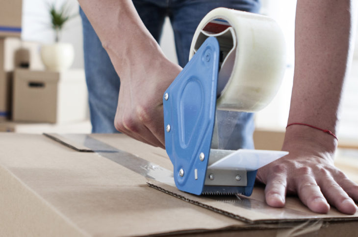 Effortless Relocation with Professional Packers & Movers