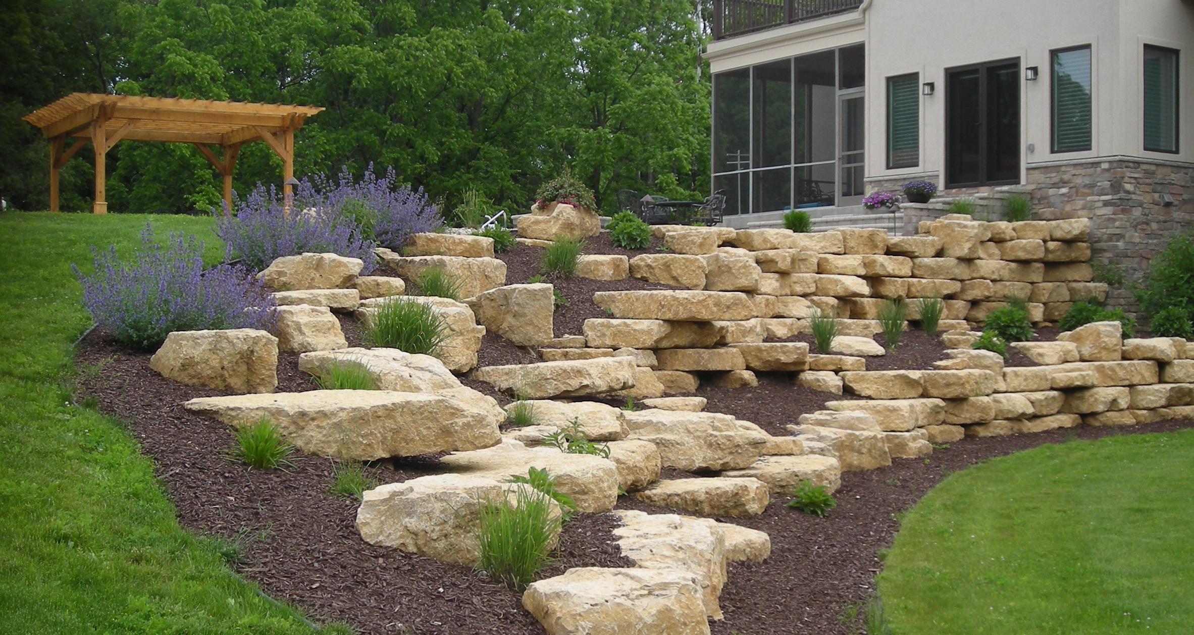 Get The Perfect and The Beautiful Landscaping Omaha