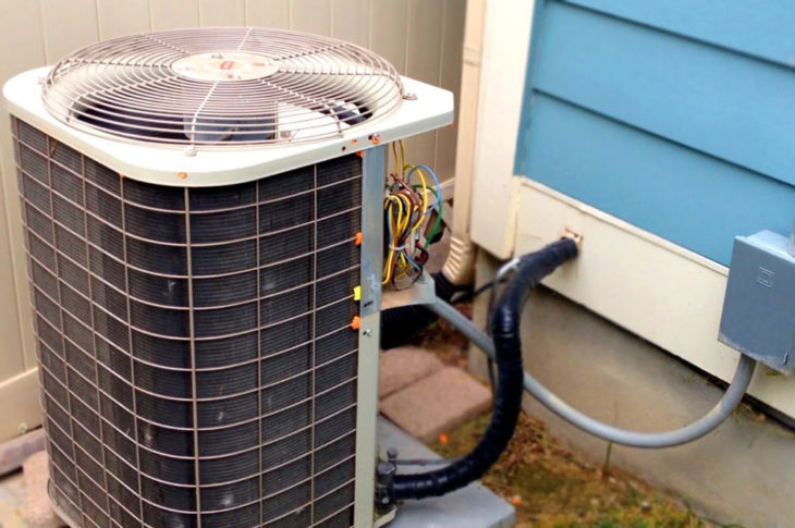 Let's Troubleshoot Some Periodic Problems of AC Unit