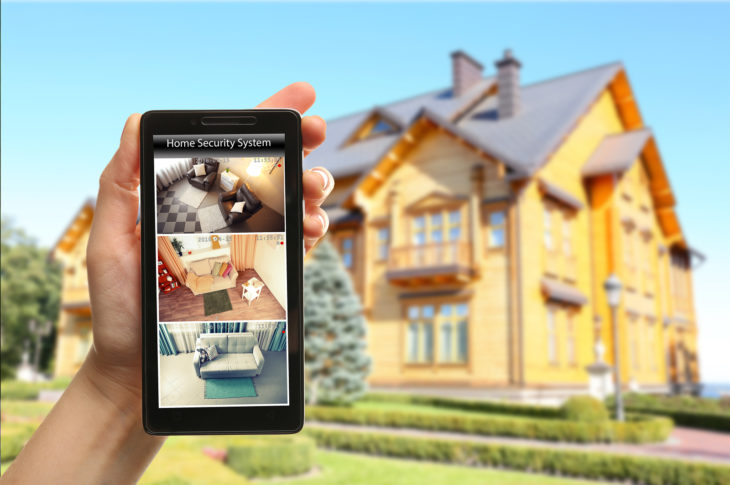 Protect Your Homes With Security Cameras